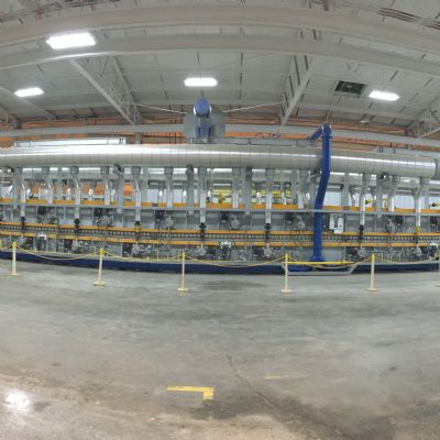 Telos Global: Home to World's Largest Hot Stamping Line