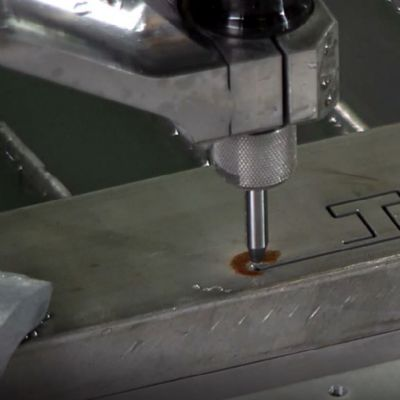 Waterjet Shines for Metals and More