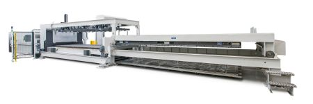 New Load, Unload and Storage Automation for LVD Strippit Laser Machines