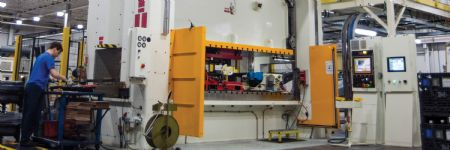 Omex Nets Better Parts, Higher Productivity With New Servo Press