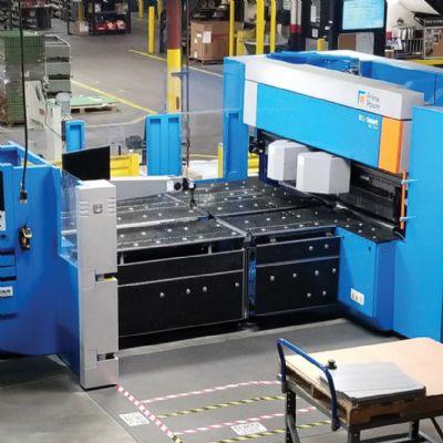 Sheetmetal Fabricator Marks 90th With Advanced Panel Be...