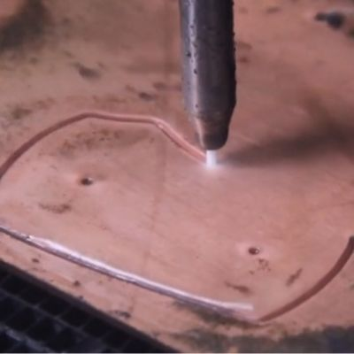 Desktop Waterjet Cutter