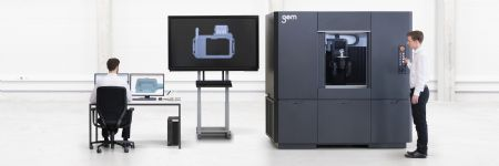 Exact Metrology Now Represents GOM CT
