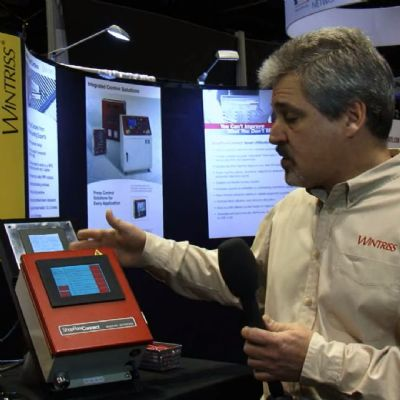 A Look at Wintriss Controls at FABTECH 2013