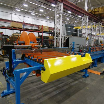 Automation Solutions for Roll Forming