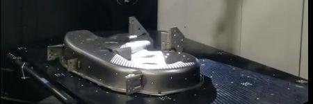 Robotic 3D Inspection System