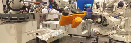 Robotic Inspection System with 3D V...