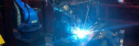 Robotic Welding Workcell Sets New Pace at Freedman Seating