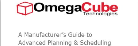 A Manufacturer's Guide to Planning & Scheduling