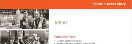 Epicor Success Story—ARPAC