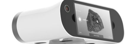 Handheld 3D Scanner Offers High-Speed Data Capture and Processing