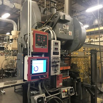 Longer Die Life, Longer Part Runs Via New Press Controls