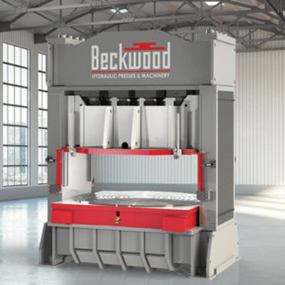 Beckwood to Build 3500-Ton Bulge Forming Press for Wabash Na...