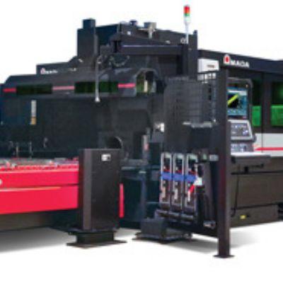Fiber Laser Handles Flat Sheet and Tube