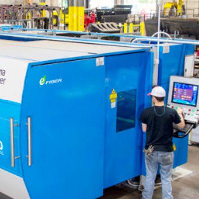 Fracking-Equipment Manufacturer Turns to Laser for Flexibili...