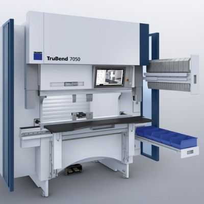 New Press Brake Designs Tackle Ergonomic Concerns