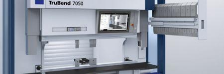 New Press Brake Designs Tackle Ergonomic Concerns
