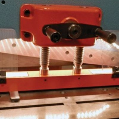 New Hydraulic-Ironworker Options Include LED Light...