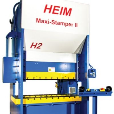 H-Frame Mechanical Presses