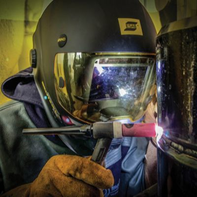 Hands-On Welding Demo
