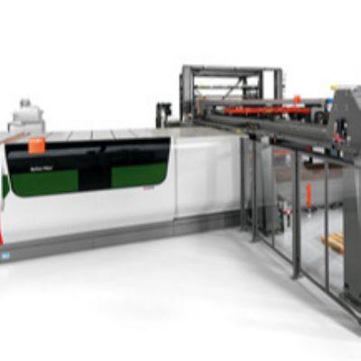 High-Speed Laser Cutting
