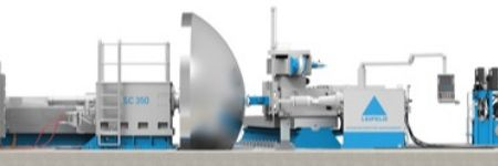 Metal Spinning and Flow Forming Machines