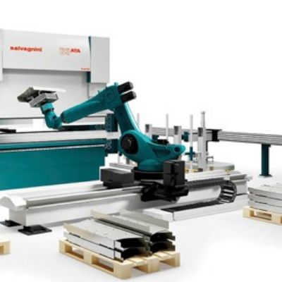 Next-Gen Robotic Press Brake Cell