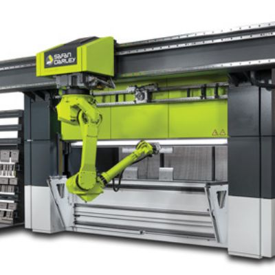 Press Brakes and Automated Bending Cells
