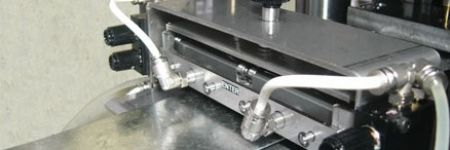 Roll Coater Lubrication System