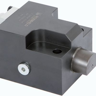 Self-Locking Wedge Clamps for Dies
