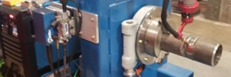 AI-Powered Pipe-Welding System Incorporates Cobot