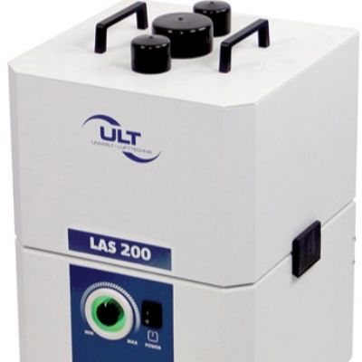 Compact, Mobile Laser-Fume Extraction