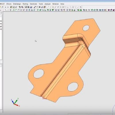 Die Simulation - Spring Back and Part Failure Solu...