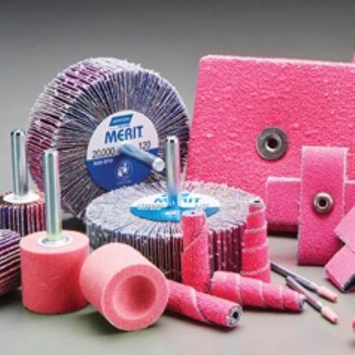 New Line of Flap Wheels, Specialty Abrasives and M...