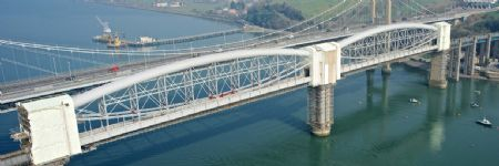 Restoring and Building Bridges via Waterjet Cutting