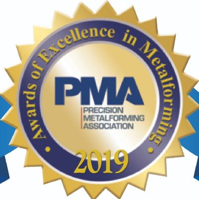 2019 Awards of Excellence in Metalforming