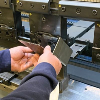 New Business Calls for New Press Brake