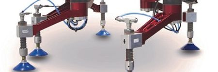 New Tooling System for Optimized Material Handling
