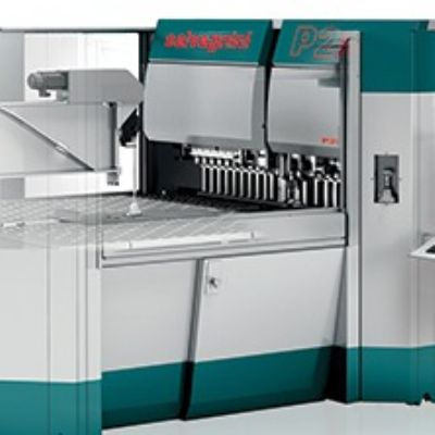 One-Stop Shop Adds Automated Panel Bender