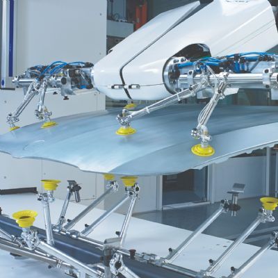 Part-Handling Choices for Advancing Automation