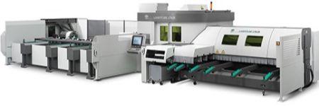 Flexible Laser Tube Cutting System