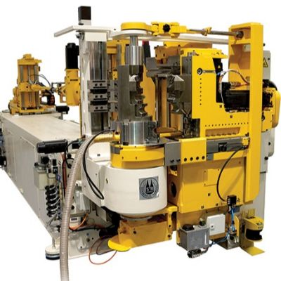 Fully Electric Multi-Radius Tube Bending Machine