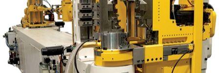 Fully Electric Multi-Radius Tube Bending Machine
