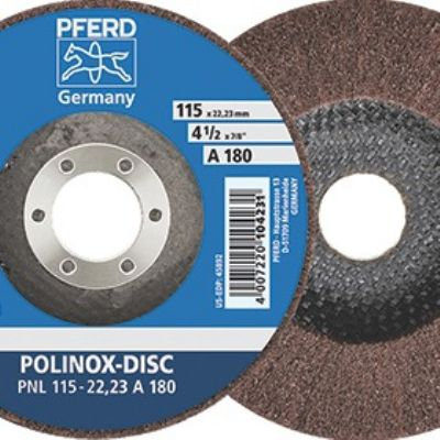 Non-Woven Abrasive Discs for Variety of Finishing ...