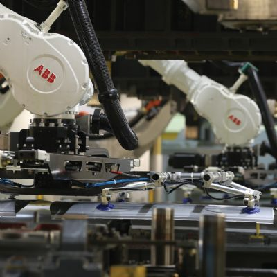 Robotic Press Tending: Easier Integration