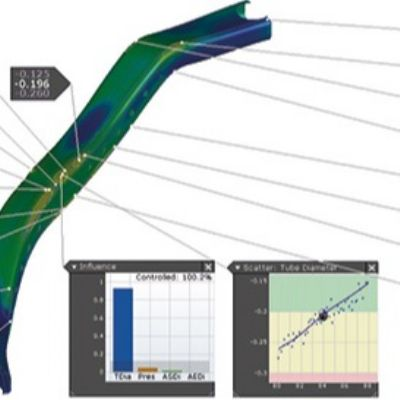 Software for Tube Bending, Forming, Hydroforming