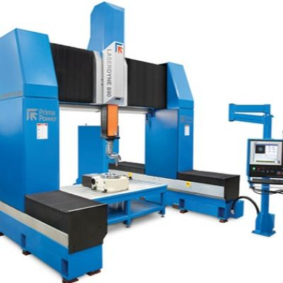 Five-Axis Fiber Laser Processing Ideal for Large Parts