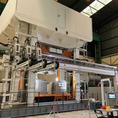 New Hot Stamping Lines for OEMs in Germany