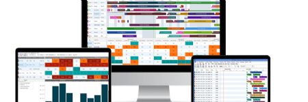 Digital Transformation in Production Planning and Scheduling