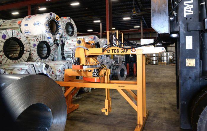 Caldwell-Lifter-MiTek-steel-coil